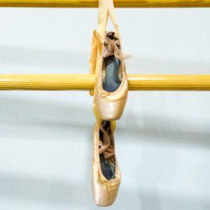 Zahir Ávila escuela academia ballet clásico